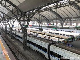 坐着火车去香港 武港高铁9月通车 2等座610元
